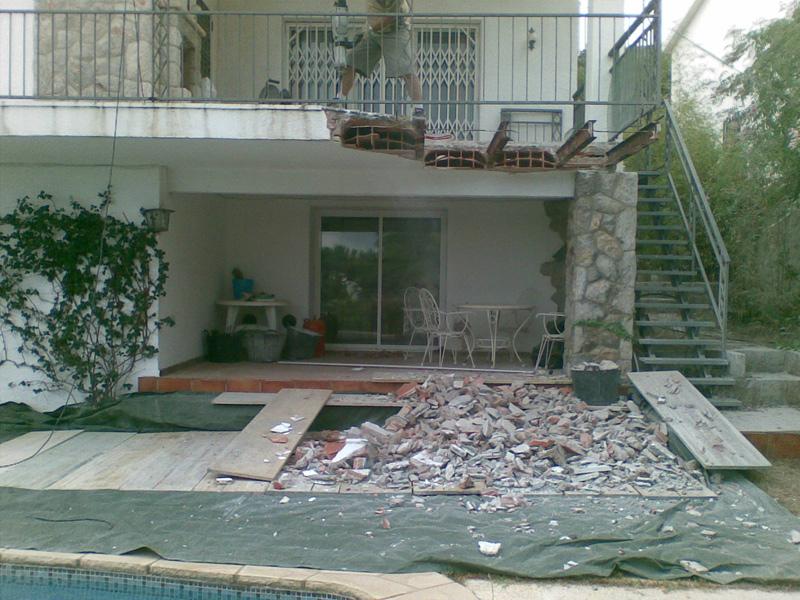 Rehabilitacion vivienda en Sitges