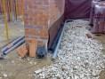 Instación de agua en Roquetes